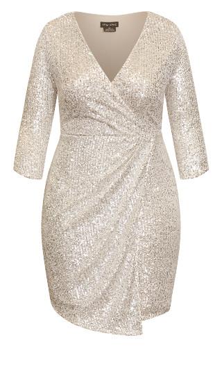 Razzle Dress - beige