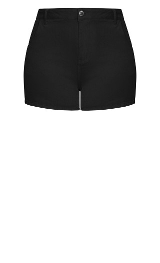 Harley Denim Breeze Short - black