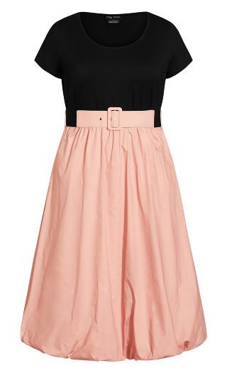 Paris Days Dress - rose