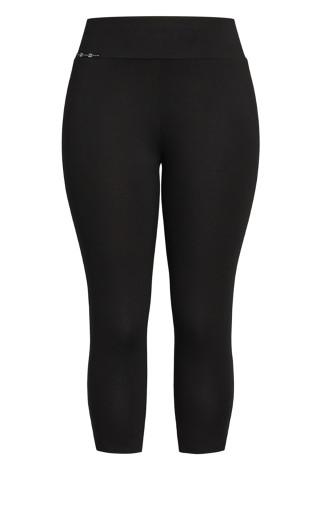 CCX 7/8 Legging - black