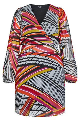 Colour Vibe Dress - ivory