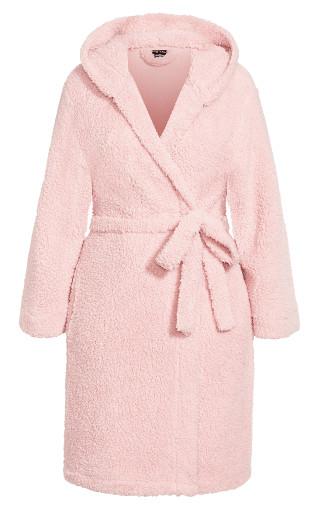 Snuggle Robe - blush