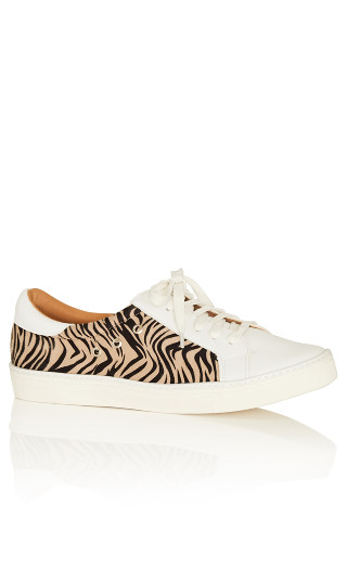 Alika Sneaker - tiger