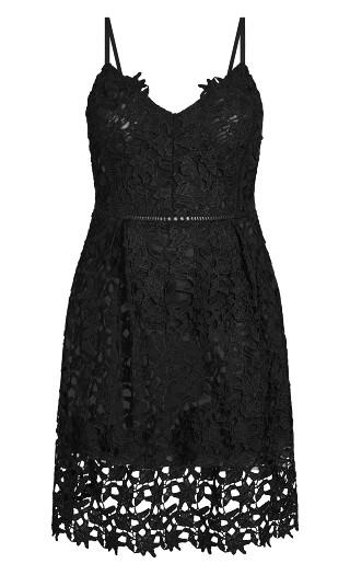 So Fancy Dress - black