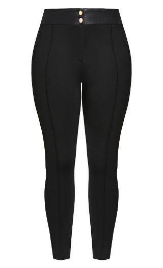 Untamed Pant - black