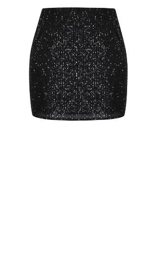 Razzle Skirt - black