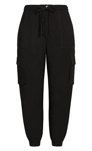 Effortless Pant - black