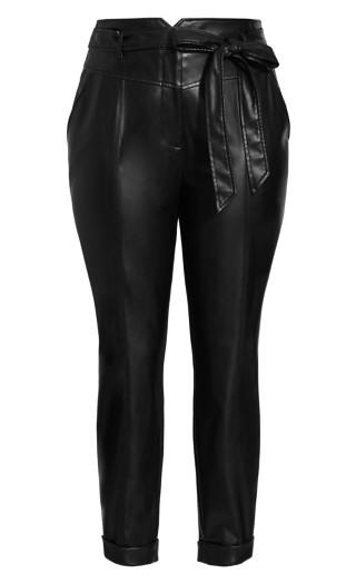Simply Sleek Pant - black