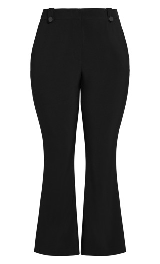 Tuxe Luxe Pant - black