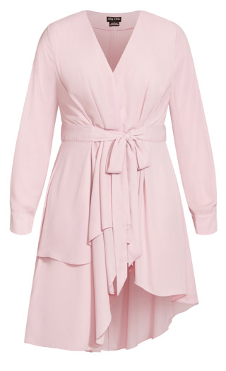 Shibara Top - ice pink