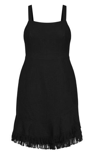 Manhattan Dress - black