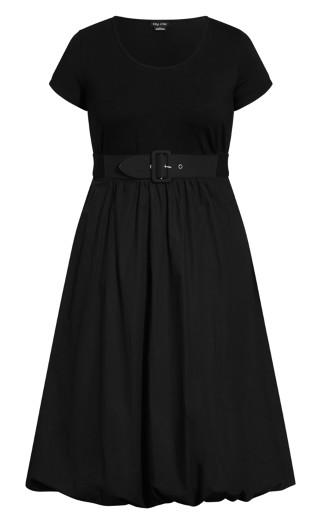 Paris Days Dress - black