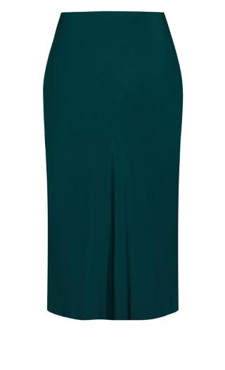 Envious Skirt - jade