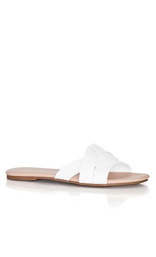 Spark Slide - white