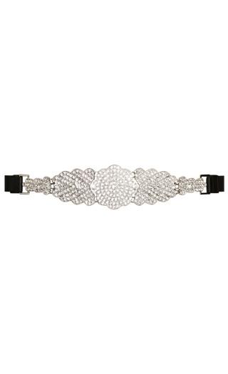 Sweet Lustre Belt - silver