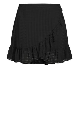 Flirty Skirt - black