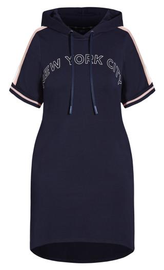 About NY Dress - navy