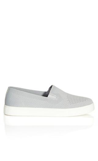 Demi Slip On - grey