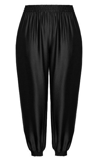 Relaxed Class Pant - black
