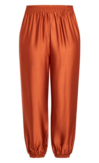 Relaxed Class Pant - copper