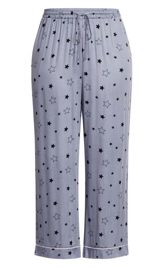 Galaxy Sleep Pant - grey