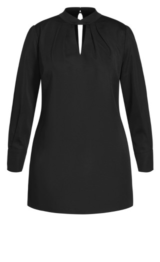 Obsession Dress - black