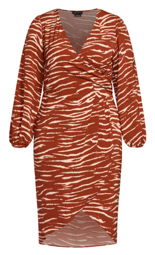 Luxe Dress - ginger