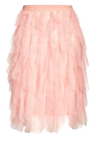 Wild Pixy Skirt - rose