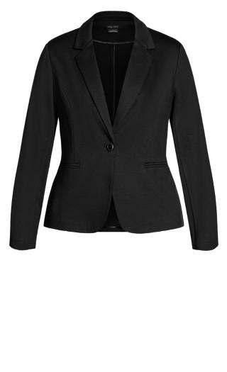 Wild Heart Jacket - black