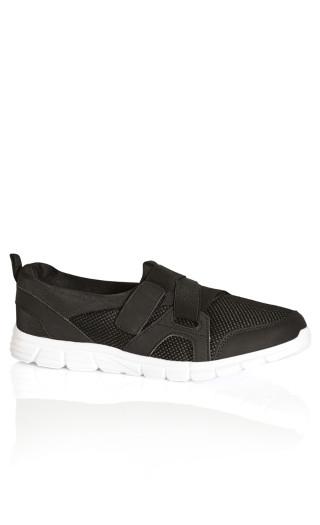 Tess Sneaker - black