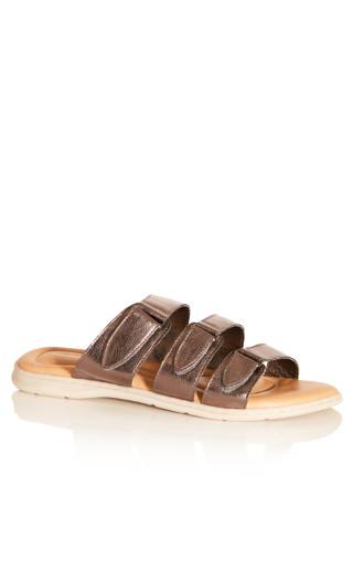 Daintree Sandal - copper
