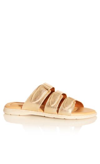 Daintree Sandal - gold