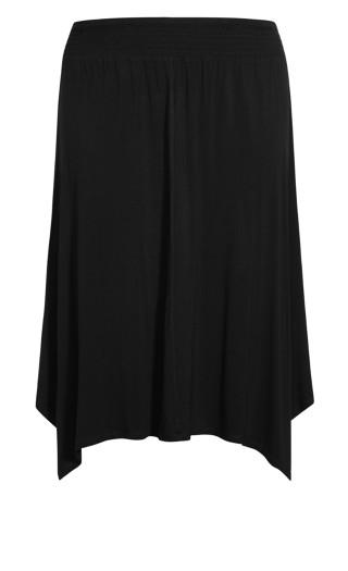Molly Maxi Skirt - black