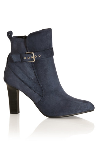 Tara Ankle Boot - blueberry