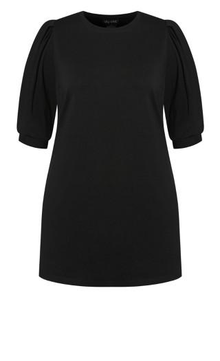 Vibin Dress - black