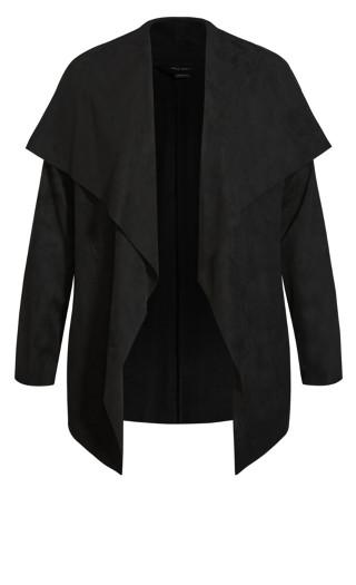 Winter Lust Jacket - black