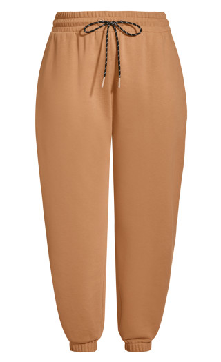 Lounge Love Pant - biscuit