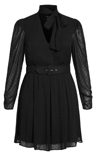 Adore Me Dress - black