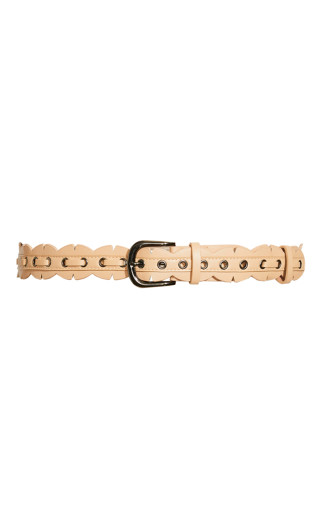 Interlocked Belt - beige