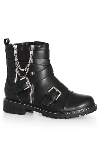 Talia Ankle Boot - black