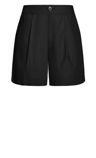 Spring Corset Short - black