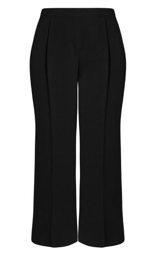 Magnetic Flare Pant - black