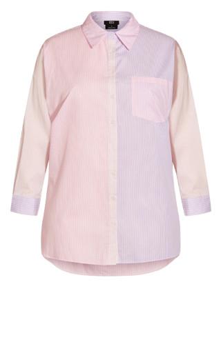 Multi Stripe Shirt - multi