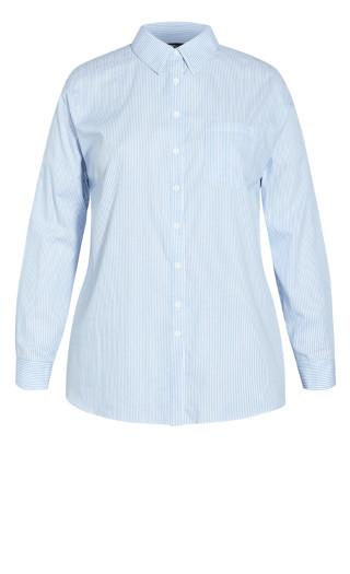 Chambray Shirt - chambray