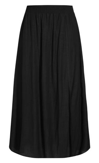 Wonderous Skirt - black