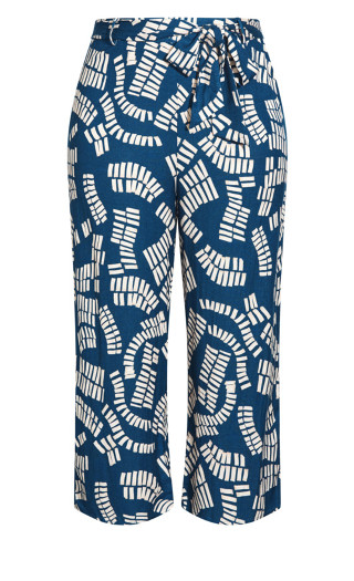 Odyssey Pant - blue