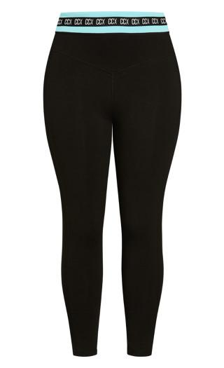 Motivate Full Length Legging - black