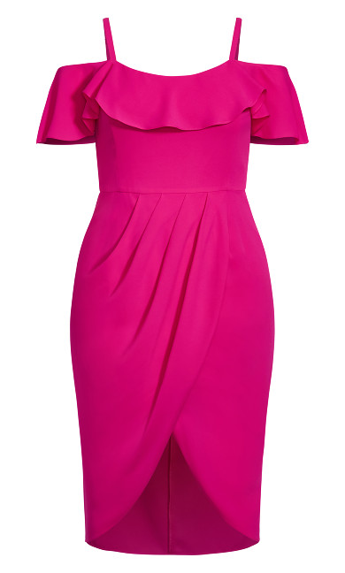 Flirtation Dress - pink