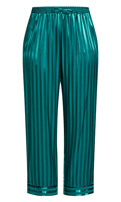 Sophia Sleep Pant - emerald