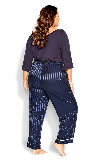 Sophia Sleep Pant - navy